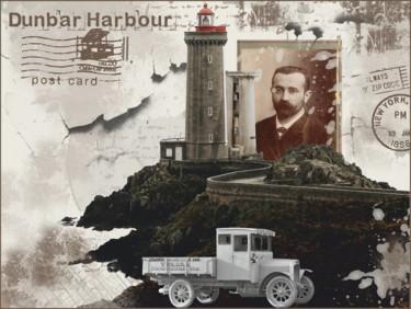Dunbar Harbour, 1896