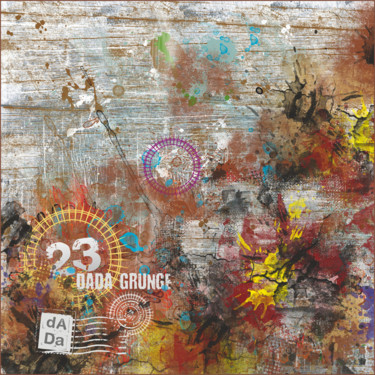 23 Dada Grunge, new edition
