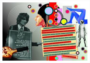 Nothing is Original, Dada is everything